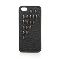 TPU metal studded mobile phone case for iphone 6
