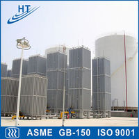 fuel diesel storage tanks skid