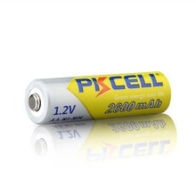 NI MH Battery AA2600mAh 1.2V Rechargeable Battery in Alibaba