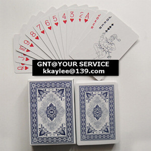 PVC sheet for plastic playing cards
