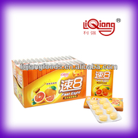LQH-011 Fast 8 Juice candy honey grapefruit favor hard candy