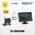 "4.3"" wireless monitor and wireless camera system BY-080430W"