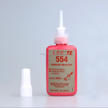 Low viscosity 554 glue Pipe joint compound adhesive sealant, filter sealant adhesive