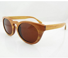 Professional Factory Supply italian brand wooden sunglasses