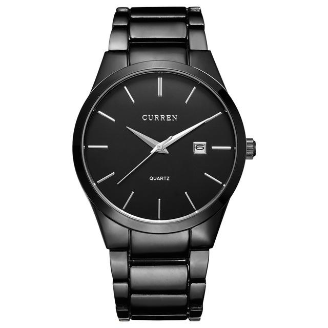 Curren Watch 8106 Men Fashion Brand Boys Analog Quartz Man Clock