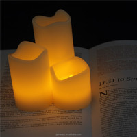 LED White Candle 7 Day Candles Wholesale Candle Boxes for Home Decor