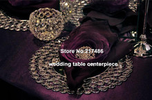cheap crystal beaded charger plates wholesale for hotel&<strong>wedding</strong> used