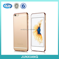 2016 New transparent back case for iphone 6s