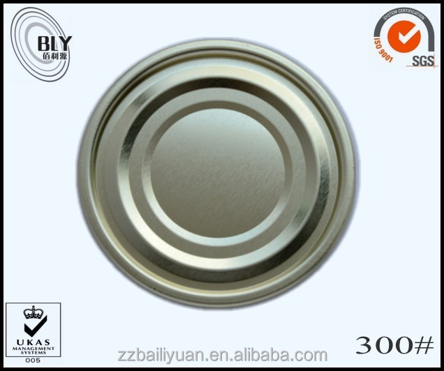 300 normal bottom end for tin can lid