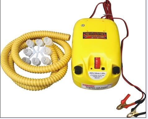 DC Air Pump/Electric Inflatable Air Pump For Yacht