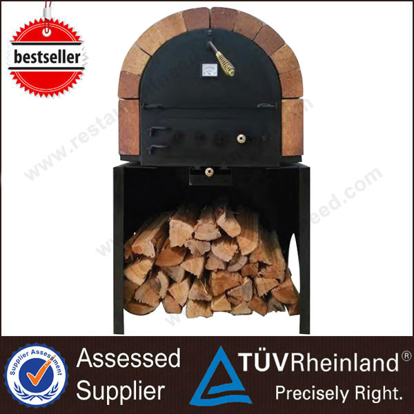 Restaurant Equipment Outdoor Freestanding wood fired pizza oven