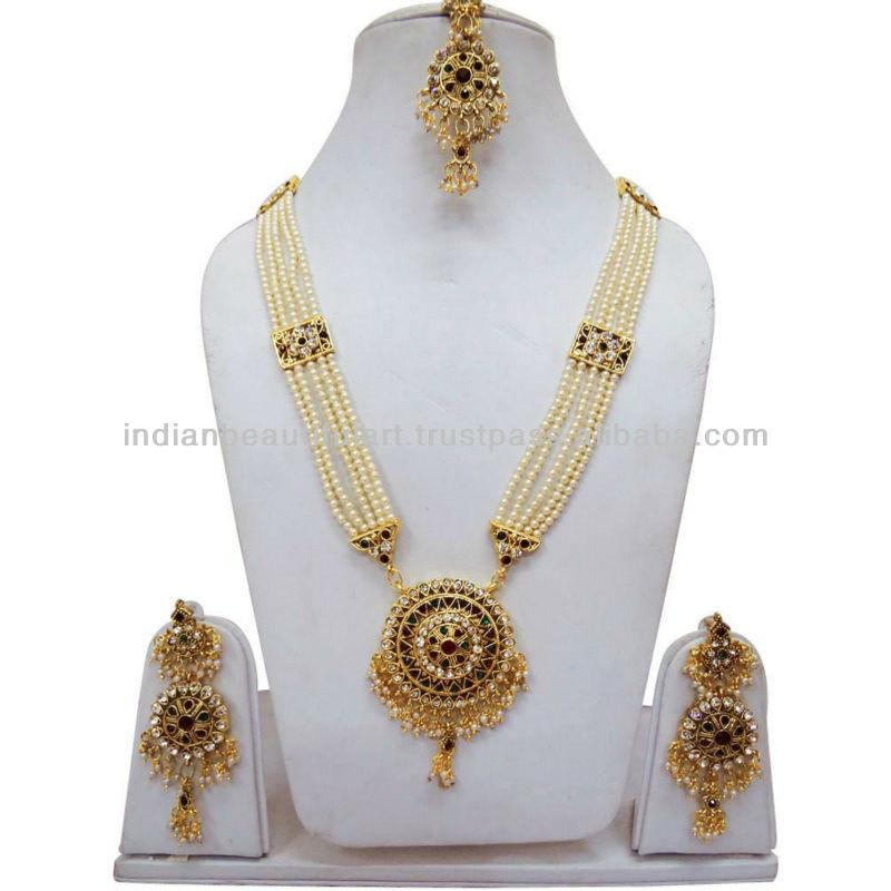 long pearl necklace indian wwwpixsharkcom images