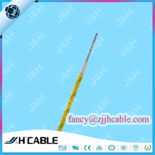 UL3122 fiberglass braided silicone rubber cable from china factory