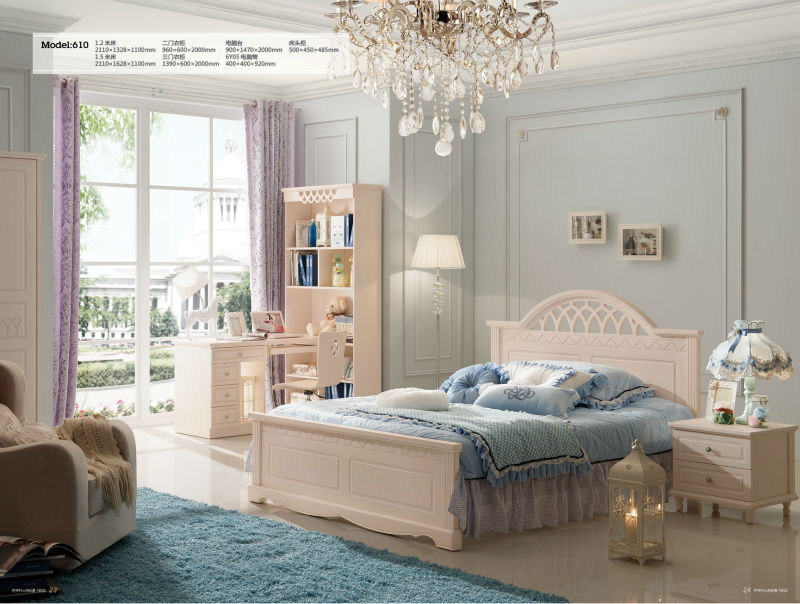 2014 fashion luxury top quality adult home bedroom furniture color queen for Quality white bedroom furniture
