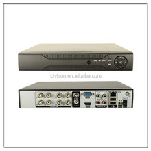 8 Channels cctv dvr zoom high resolution with Mobile Motion Detection and Quick QR Code Access