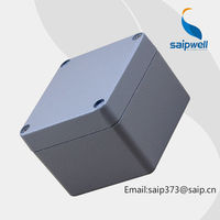 Cast Aluminium Enclosure Watertight Box Waterproof Case (SP-AG-FA18)