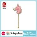 EN71 stick horse toy horse on a stick from Yangzhou
