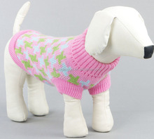 Newest pet dogs clothings winter warm pretty sweater for large dogs/medium dogs/small dogs