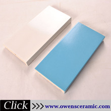 ceramic swimming pool tile accessories for overflow grating