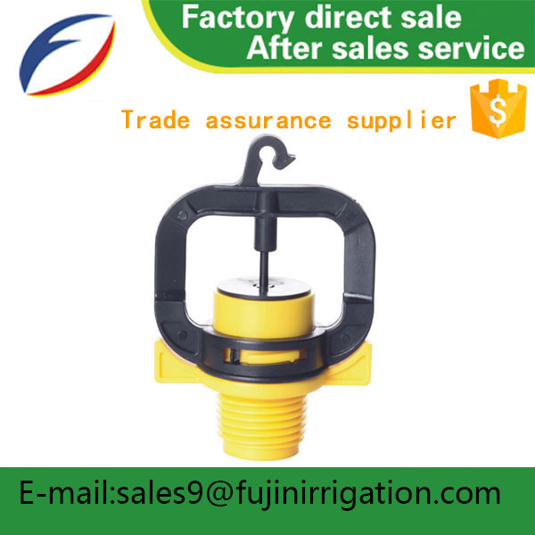 Rain pop up fire water irrigation agriculture garden viking reliable plastic cooling oscillating sprinkler good quality