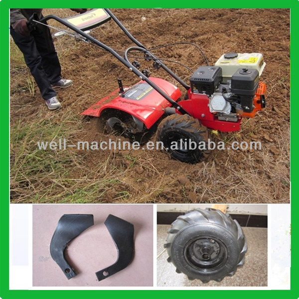 Small Multifunctional Agriculture Rotary Tiller Cultivator