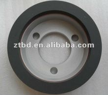 Diamond resin bonded grinding wheel
