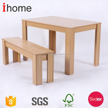 Structural disabilities serviceable livingroom dining table and chairs