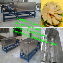 seitan making machine/wheat gluten maker/automatic gluten maker
