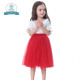 Spring Summer Baby Tulle Tutu Dress Little Princess Skirt Fashion Simple All-match Girl Casual Skirt Pleated Skirt