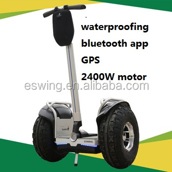 Eswing ES6 great style electric street electro scooter 50cc hybrid motor scooter