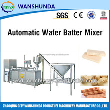 Wafer machines batter mixer in Guangdong province
