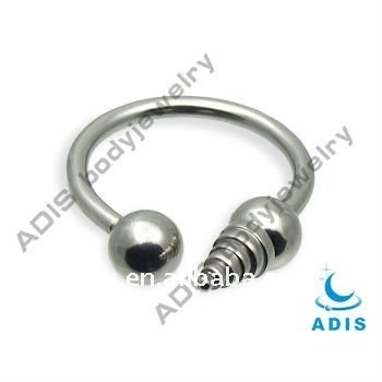 Lovely 316L Nose Ring Body Jewelry