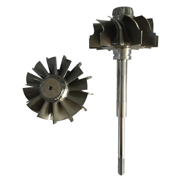 all kinds of turbo Turbine wheel shaft 434833-0001 434883-0033