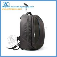 huge capacity trolly backpack with high quality wheel