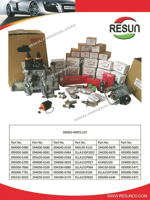 DENSO common rail injector tools