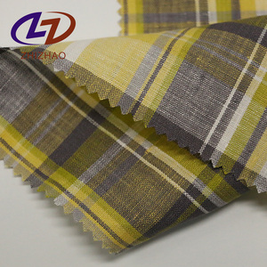 Customized Printing Fabric 100% Linen Fabric with woven for Sofa
