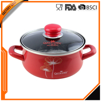 Top selling products new style good quality sale enamel cookware set
