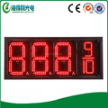 High quatlity China Led petrol price sign maker