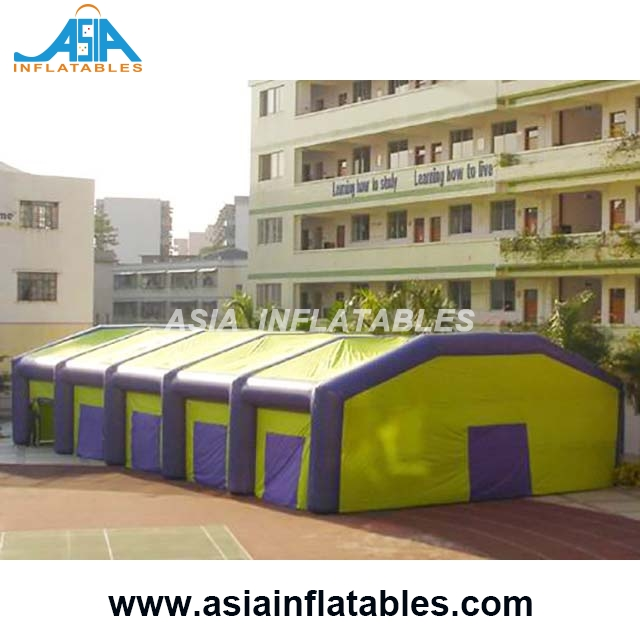 25m Long Large Event Inflatable Marquees for Sale / Wedding and Advertising Marquee Tent