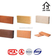Blind road brick refractory heat insulation paver
