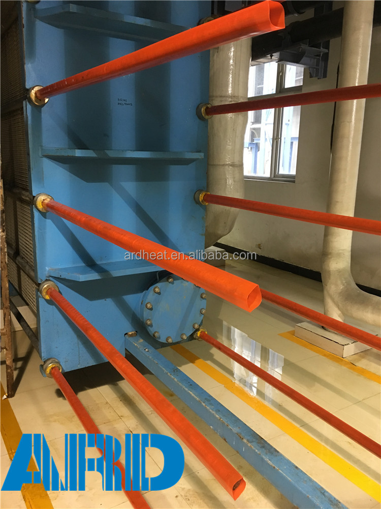 Tranter Plate Heat Exchangers, Air to Water Heat Exchanger With Fan