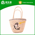 Whoelsale Ladies Straw Tote Bag Cute Beach Bag