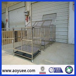 Pets Safe Kennel Run Enclosure Cage Cheap Chain Link Dog Kennel