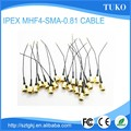 Telecommunication cable types 1 5/8 rf coaxial cable assembly