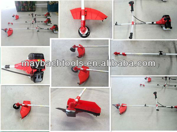 gasoline brush cutter 51.7CC