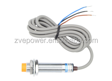 Inductive Proximity Sensor Detection Switch NPN DC 6-36V LJ12A3-4-Z/BX, Normally Open Conductor Detection