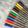 Colorful gel ink pen new popular promotion gift logo advertising