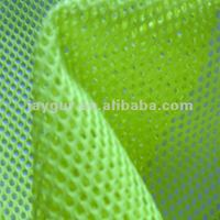 polyester headwear materials mesh fabric