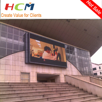 cheap 16mm 18mm 20mm outdoor led display p20 p18 p16 led billboard price