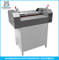 24 Inches 650mm Single Side Mirror roller Hot & Cold Film Laminator laminating machine